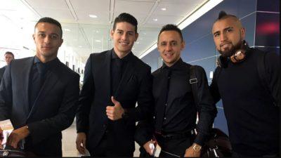El Bayern pone rumbo a París a imponer su pesada historia