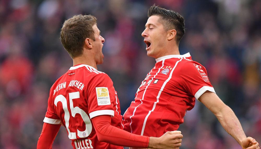 Bayern golea al Mainz con un Lewandowski pleno de forma
