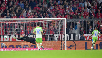 El Bayern extraña a Neuer. Dejó ir un triunfo por 'pifias' de Ulreich