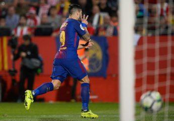 El apagado inicio de temporada de Luis Suárez con el Barca
