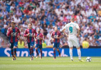 En la liga del no VAR, Madrid cede puntos frente al Levante