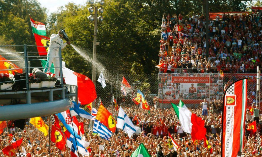 Hamilton quita la cabeza del Mundial a Vettel en territorio Ferrari