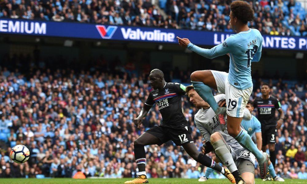 El City vapuleó 5-0 a Crystal y se mantiene en la cima de la Premier