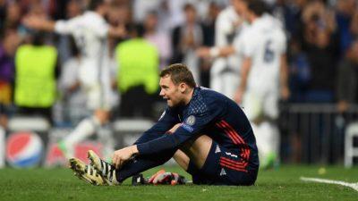 Nueva lesión de Neuer en el pie hace sonar las alarmas en el Bayern