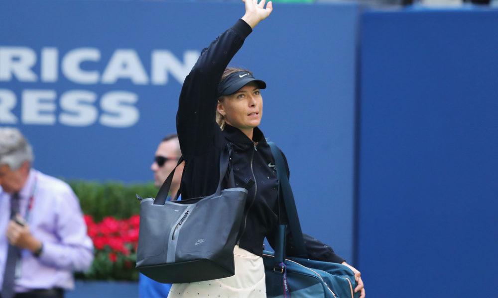 Sharapova se despide del US Open eliminada por la letona Sevastova