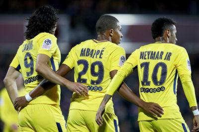 Neymar dirigió una orquesta llamada PSG que fundió al Metz