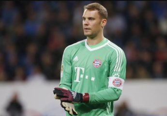 Neuer y Dembélé operados con éxito. Ambos fuera por el resto del 2017