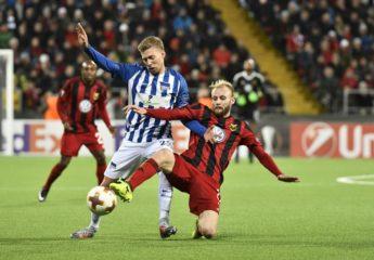 Semana de espanto para el fútbol alemán en Europa. Pleno de derrotas