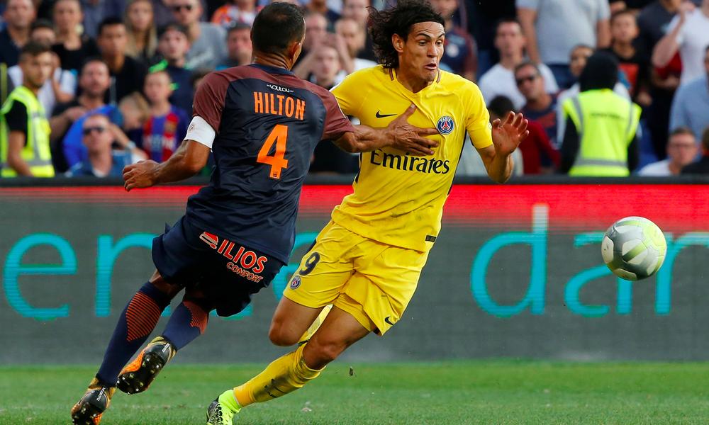 El PSG no sabe ganar sin Neymar. Montpellier no dejó en cero