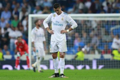 """El Huracán """"Arnaldo"""" hace estragos con el Madrid en el Bernabéu"""