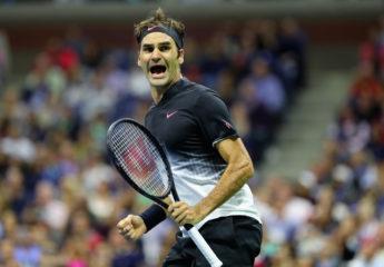 Nadal, Federer y Del Potro están en la cuarta ronda del US Open