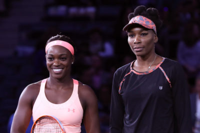 Keys y Stephens disputarán la final del US Open