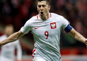 Polonia y Lewandowski estarán en el Mundial, Dinamarca en el repechaje