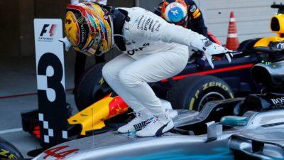 Hamilton gana Suzuka y se acerca al campeonato de la F1