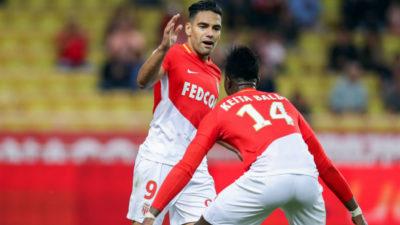 """Un Falcao """"on fire"""" mantiene vivo al AS Mónaco en la Ligue 1"""