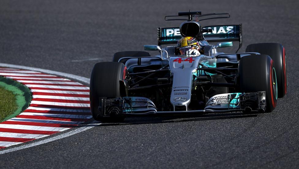 Lewis Hamilton acaricia el título mundial al vencer en Austin