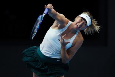 Sharapova conquista su primer título en Tianjin desde su suspensión por dopaje