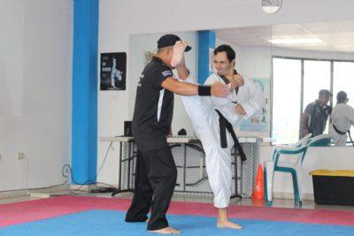 Junior Erazo Schauer, ranqueado y sembrado #1 en Mundial de Para Taekwondo