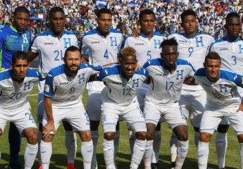 Beckeles listo para el reto de Honduras en los partidos de la Hexagonal