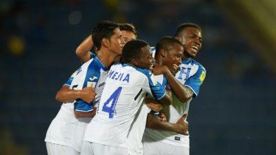 Honduras se mantiene en carrera y con esperanza en el Sub17 de India