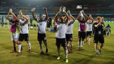 Gracias a triunfos de Alemania e Irán, Honduras clasifica a octavos