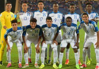 Una Honduras desastrosa, se come una goleada de Francia en el Sub17
