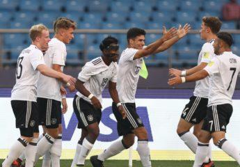 India 2017: Alemania recuperó la memoria y se mete en cuartos