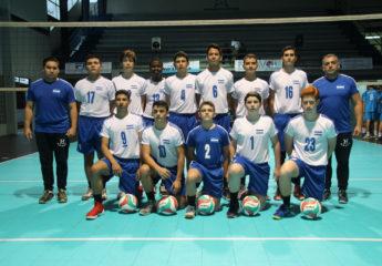 Honduras inicia con buen pie el Sub19 de voleibol masculino de Afecavol