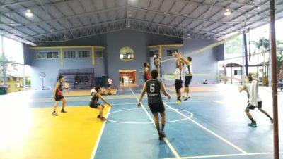 Tela VC el gran ganador de la Fecha 4 de la Valle de Sula de voleibol