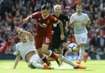 Tablas en el Clásico entre el Liverpool de Klopp y el ManU de Mourinho