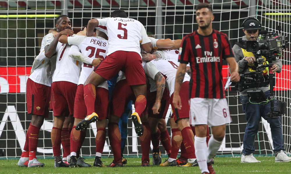 Inter, Lazio y Napoli cumplen. Juventus falla y Milan vuelve a caer