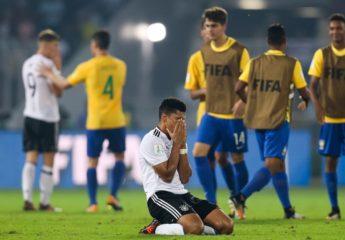 Brasil y España se meten en semifinales del Mundial Sub-17