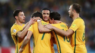 Nueve de Australia podrían perderse el duele de vuelta en Sidney