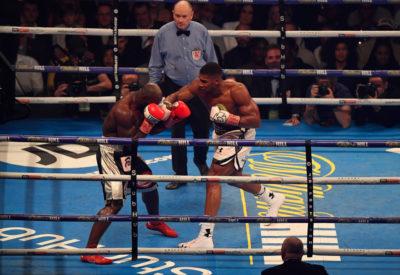 Anthony Joshua logra 20 nocauts en igual numero de peleas