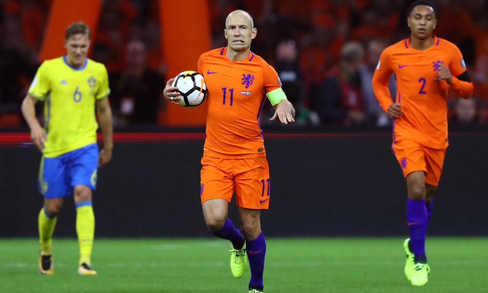 Las estrellas que no jugarán el Mundial: Robben, Vidal y Bale