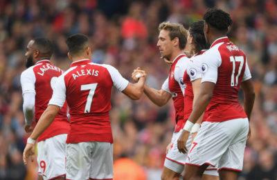 Arsenal saca un triunfo clave frente al Brighton & love