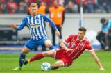Un Bayern empeñado en regalar título al Dortmund, empató con el Hertha