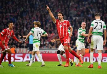 Heynckes lleva al Bayern a una sólida victoria europea sobre el Celtic
