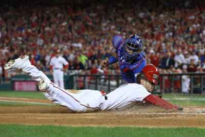 Cubs eliminan a Nationals y disputarán banderín de la Nacional contra Dodgers