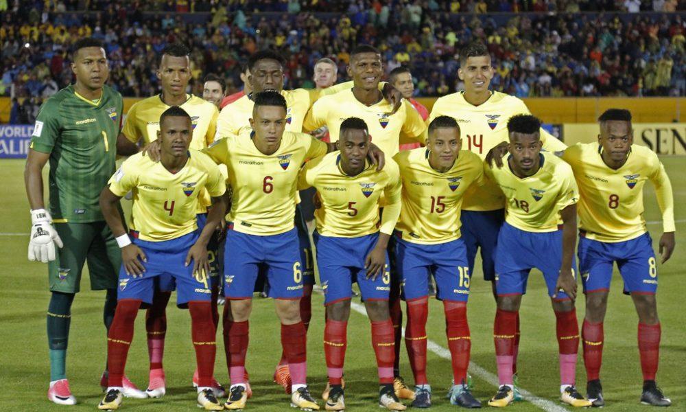 Por indisciplina, Ecuador suspende a cinco seleccionados de fútbol