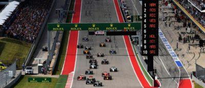 Hamilton podría quedarse con el campeonato de F1 en Austin