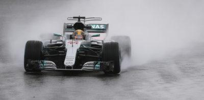Hamilton saldrá desde el primer puesto de la parrilla... junto a Vettel
