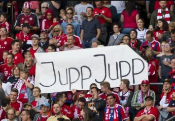 ¡Bienvenido Jupp! Bayern te saluda con una manito al Friburgo
