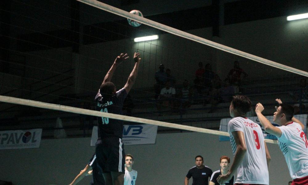 Cierre negro para Honduras en el Centroamericano de Voleibol Sub19
