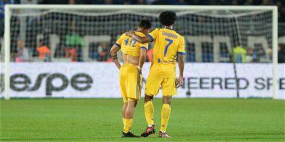 La Juventus deja puntos ante Atalanta y deja el liderato al Napoli