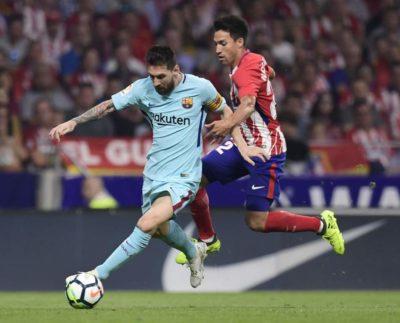Oblak evita un goleada del Barca en el Metropolitano