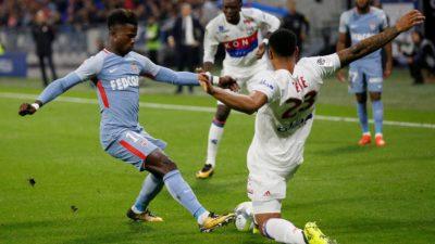 AS Mónaco se metió sin Falcao a la boca del 'Lyon' y salió devorado