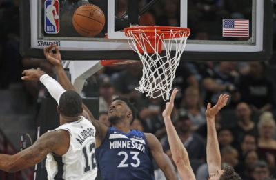Los Rockets suman nuevo triunfo y Aldridge brilla con los Spurs
