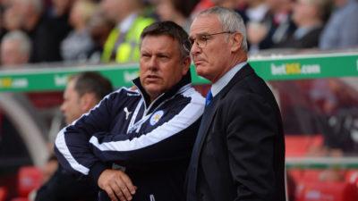 """Se acabó el """"romance"""" entre el Leicester City y Shakespeare"""