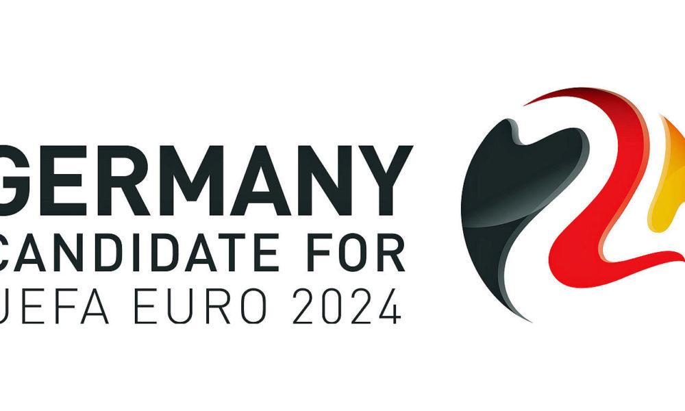 Alemania presenta el logo de su candidatura a la Euro 2024